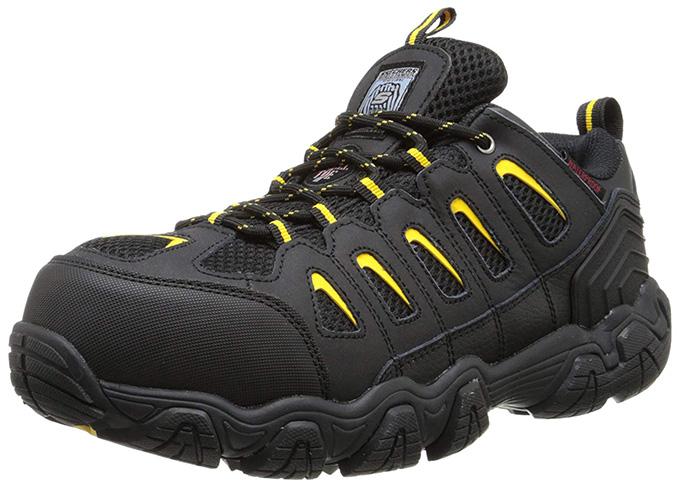 Skechers for Work Blais Steel-Toe Hiking Shoe