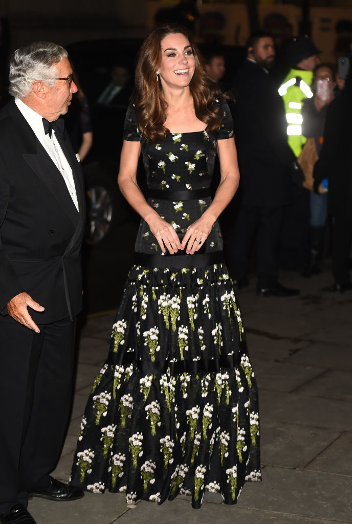 Celebrities and Royals attend The National Portrait Gallery Gala in London.