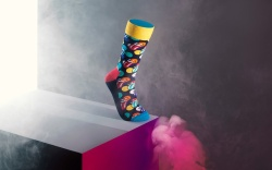 Happy Socks x Rolling Stones collection.