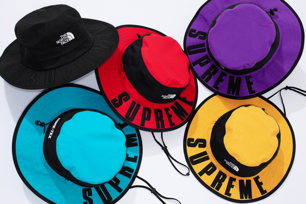 supreme, north face, spring '19, hats