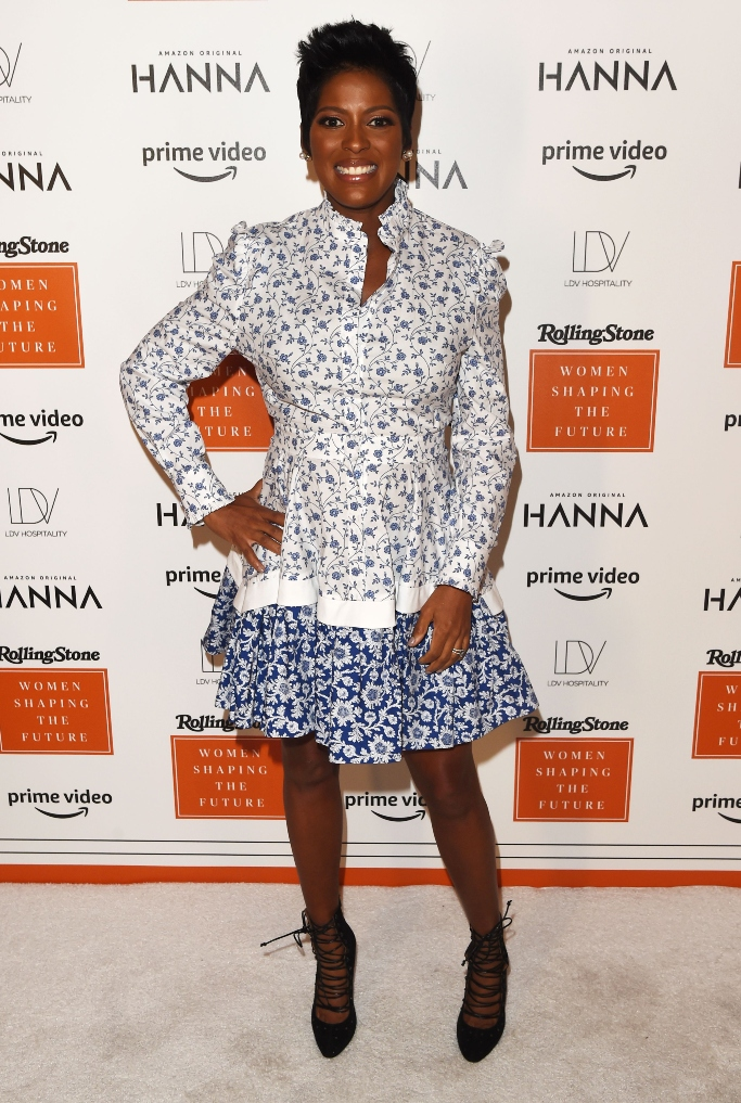 tamron hall, Rolling Stone's Women Shaping The Future Brunch, rolling stone