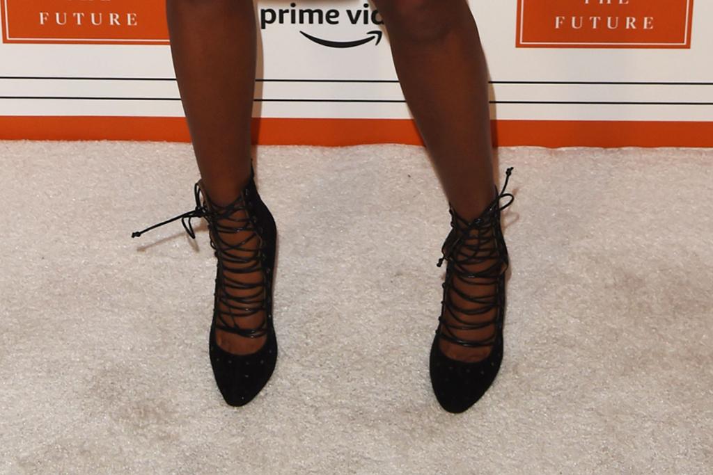 tamron hall, rolling stone, brunch, heels