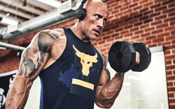 The Rock Under Armour Project Rock