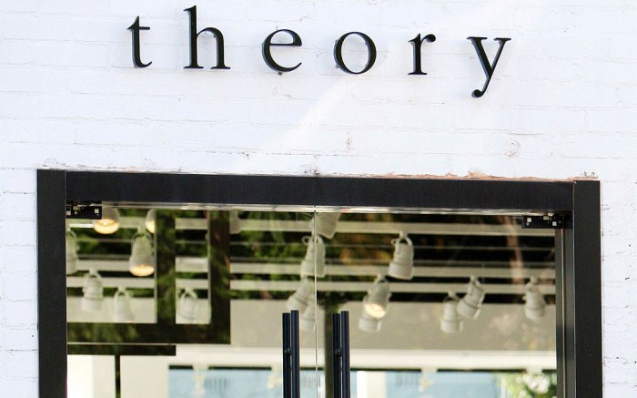 A Theory store in West Hollywood
