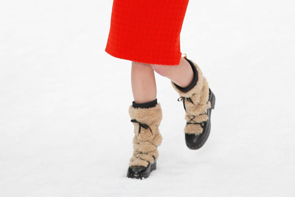 top-10-shoes-paris-fashion-week-fall-2019-chanel-snow-boots