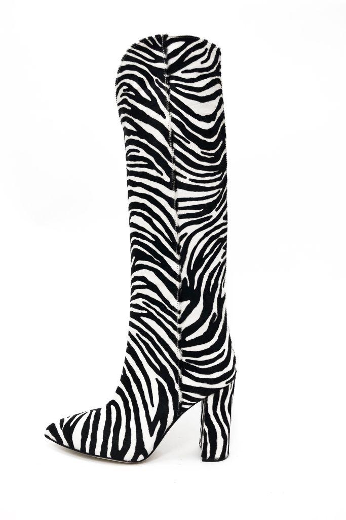 Paris Texas, fall 2019 trends, animal print boots