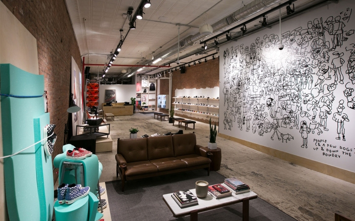 Vault by Vans New York Pop-up