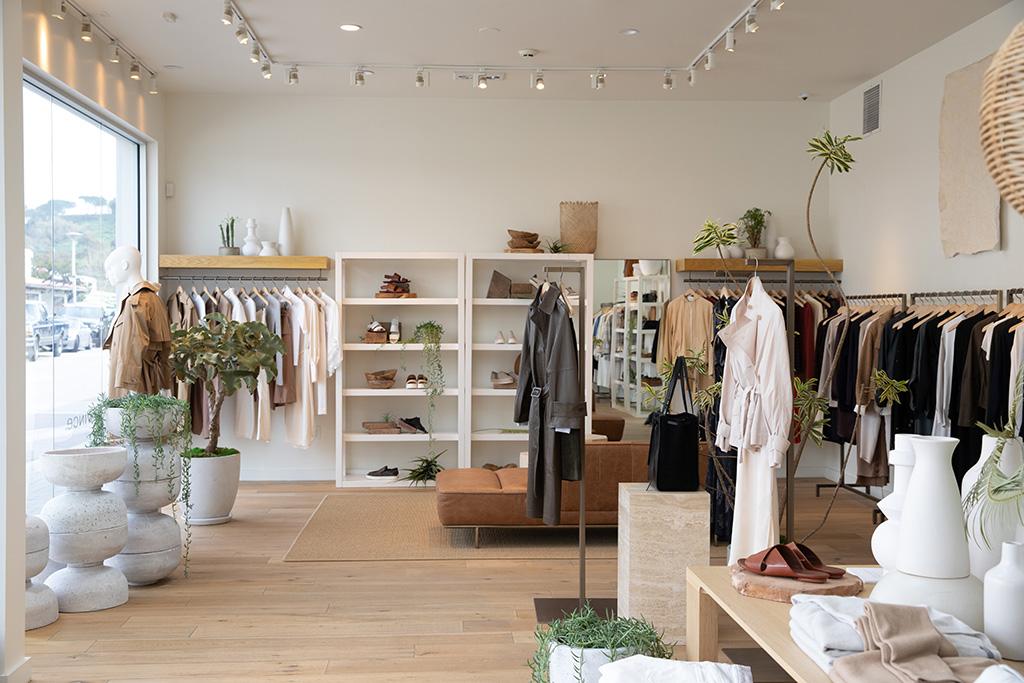 The Vince store in Malibu, Calif.