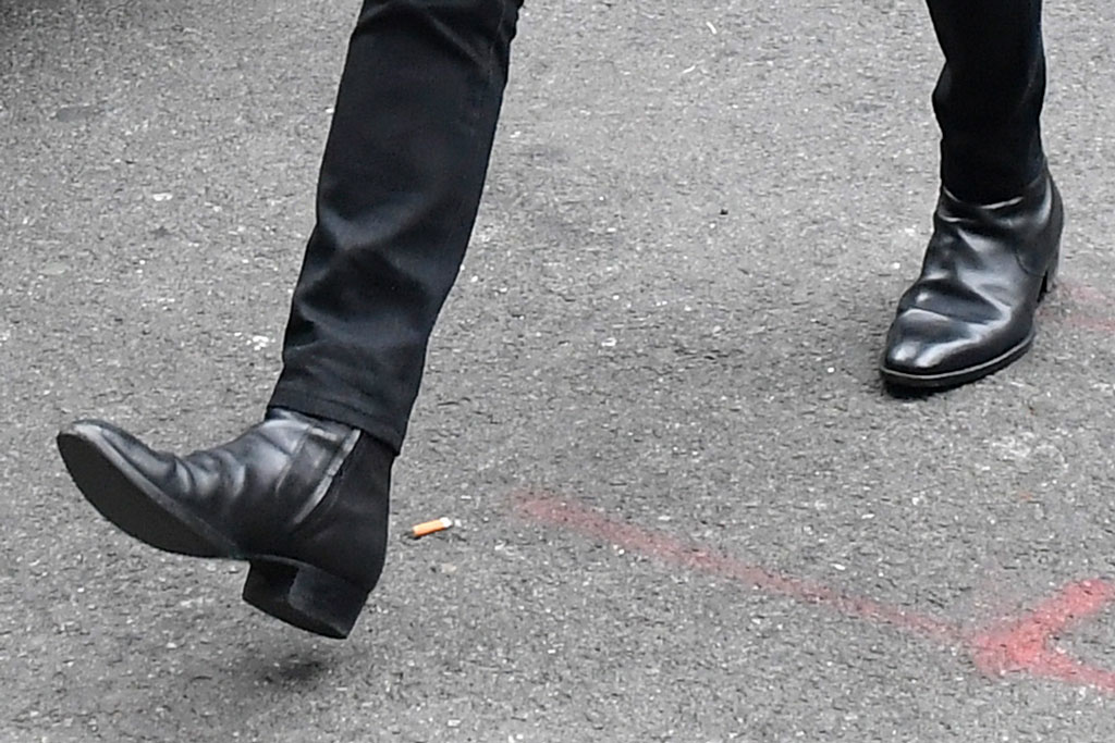 jimin, black boots, street style, bts
