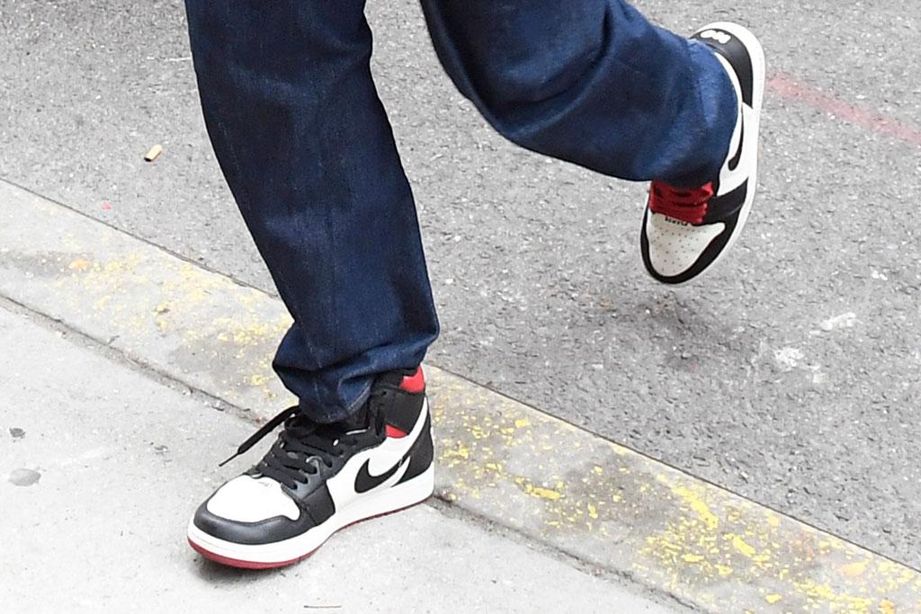 J-Hope, sneakers, jordan brand, bts