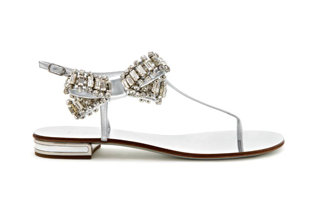 casadei, sandal, bridal, flat, shoe, bridal, week, arianna, casadei