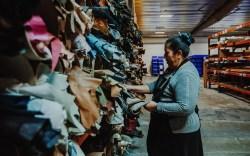 Clover & Cobbler, shoe factory
