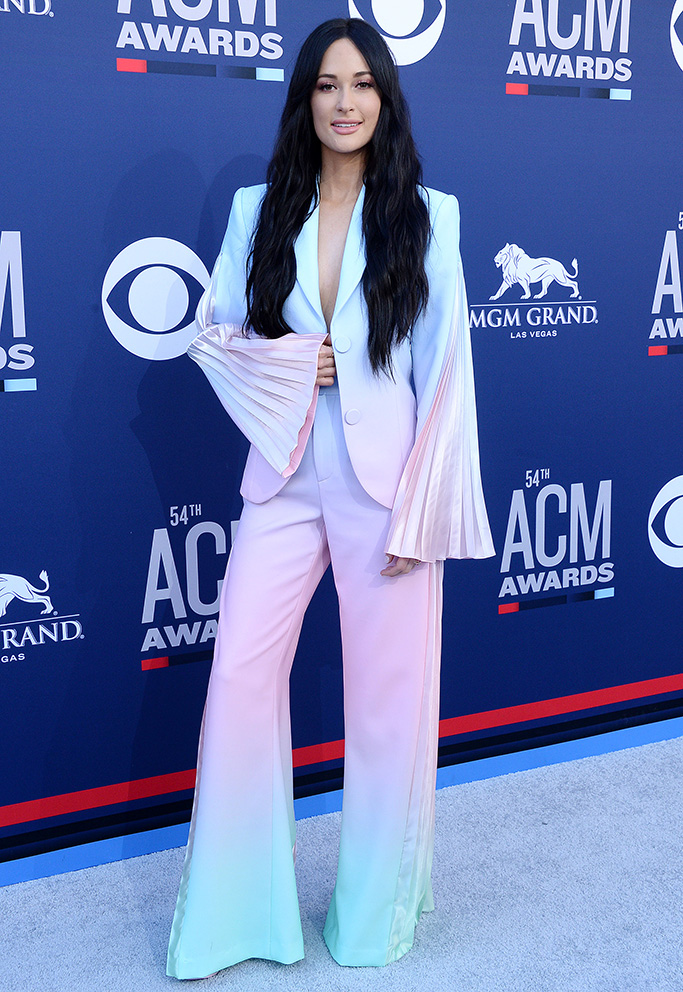 Kacey Musgraves54th Annual ACM Awards, Arrivals, Grand Garden Arena, Las Vegas, USA - 07 Apr 2019