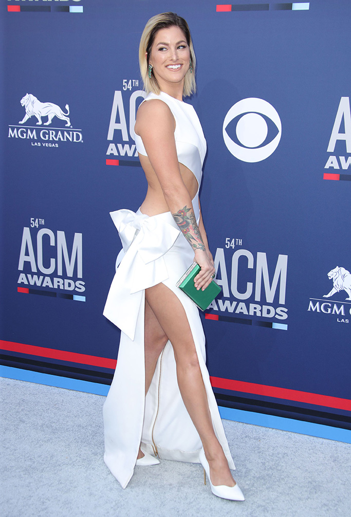 Cassadee Pope54th Annual ACM Awards, Arrivals, Grand Garden Arena, Las Vegas, USA - 07 Apr 2019