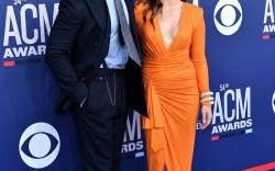 Wilmer Valderrama and Danica Patrick