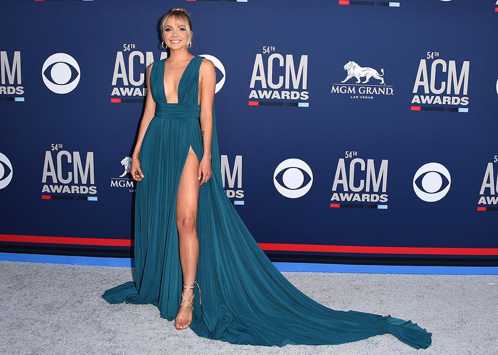 Danielle Bradbery, 54th Annual ACM Awards, Arrivals, Grand Garden Arena, Las Vegas, USA - 07 Apr 2019