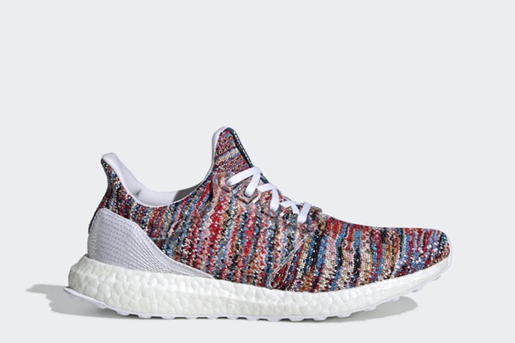 Adidas x Missoni Shoe Collab Release