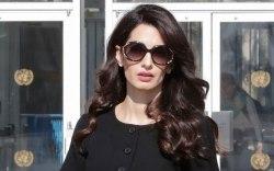 Amal clooney, celebrity style, united nations,