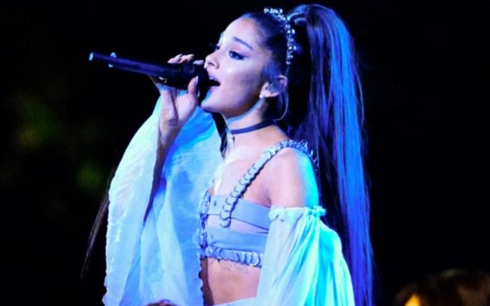 Ariana Grande headlining Coachella