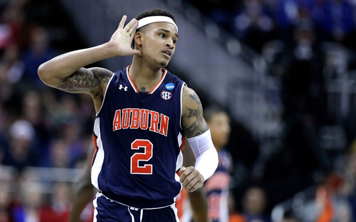 Bryce Brown Auburn Tigers Under Armour Curry 6