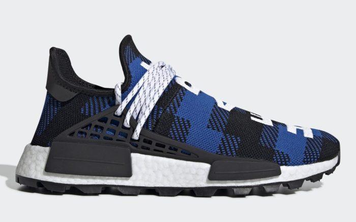 por ciento controlador Querer  Adidas BBC Pharrell NMD Hu 'DigiJack' Release Date Info: Details – Footwear  News