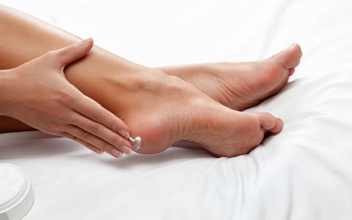best footcreams for dry cracked heels