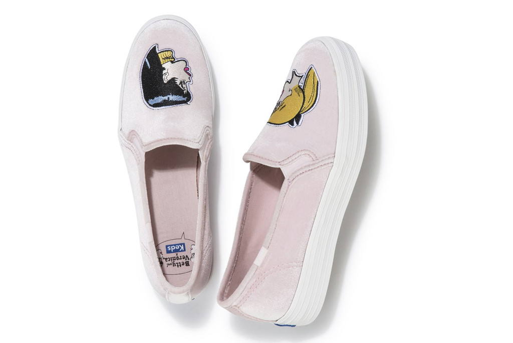 Keds, Betty and Veronica, Triple Platform Shoe, Riverdale Style