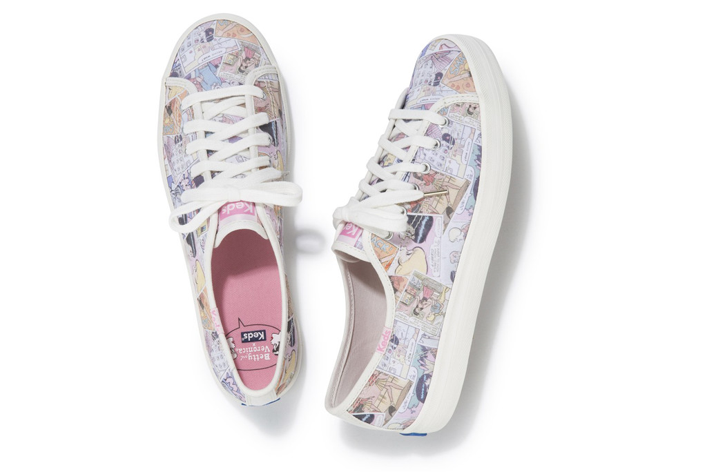 Keds, Betty and Veronica, Sneaker, Riverdale Style