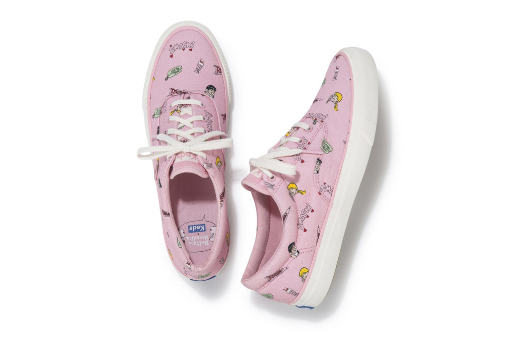 Keds X Betty and Veronica Anchor Riverdale, Riverdale style, keds