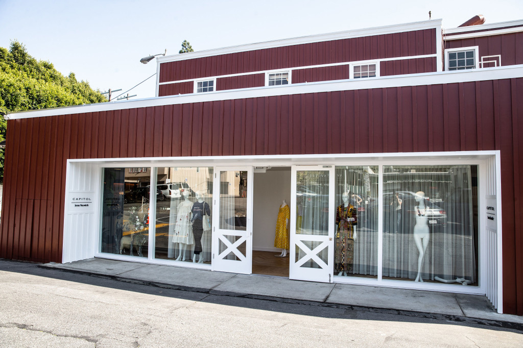 Capitol Brentwood Country Mart