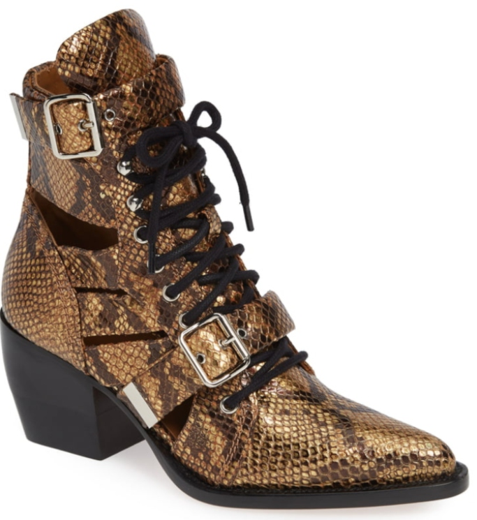 chloe rylee cage boot