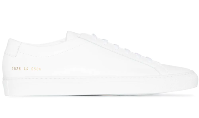 common project achilles, best white sneakers with dresses