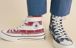 converse x jw anderson, sneaker, collaboration,