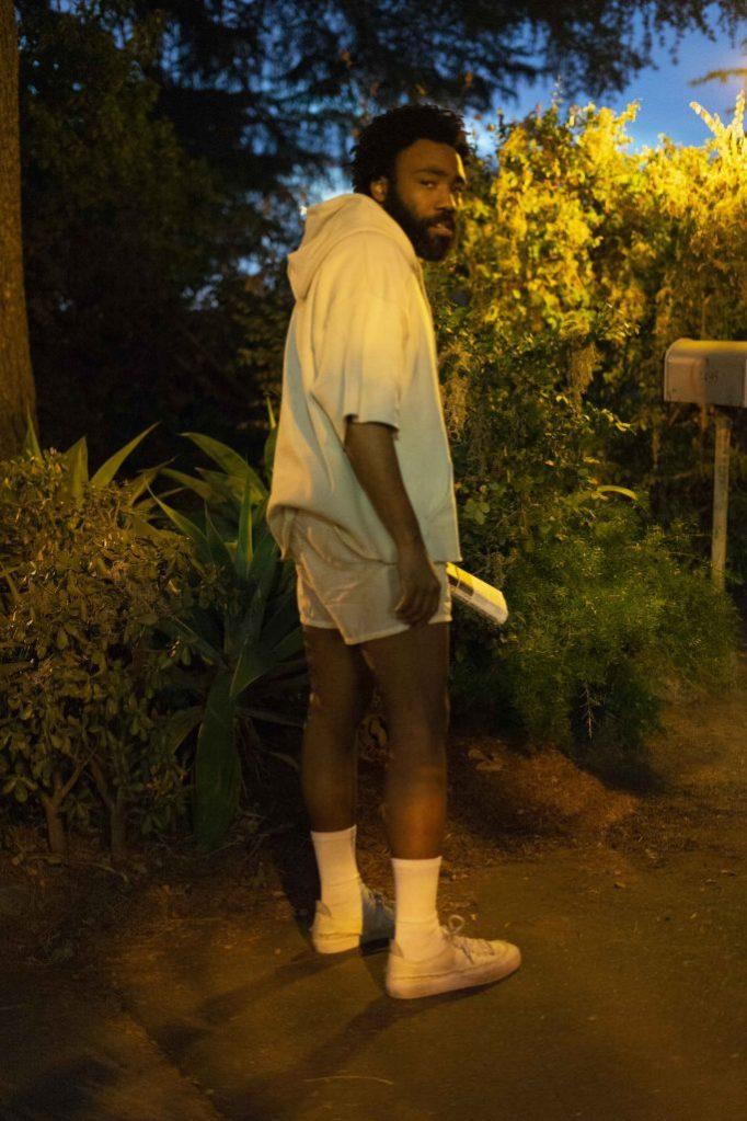 Donald Glover, adidas, collaboration