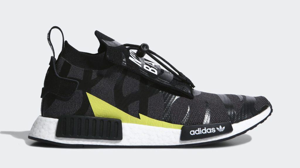 Bape x Neighborhood x Adidas NMD STLT