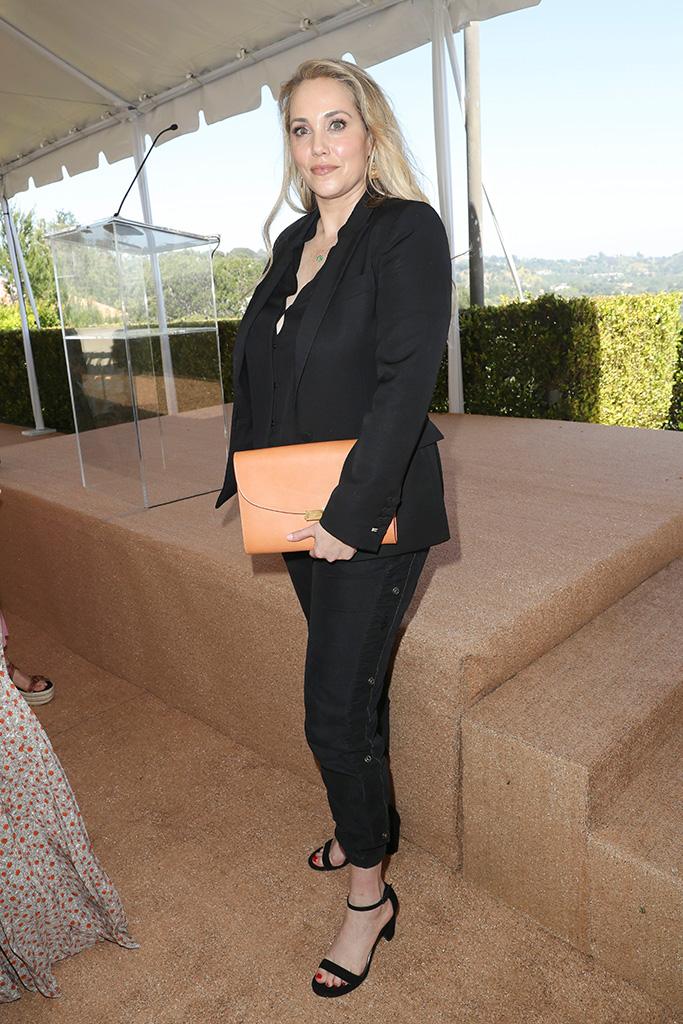 Elizabeth Berkley LaurenH.E.A.R.T. X Valentino, 14 Beverly Park, Los Angeles, USA - 24 Apr 2019