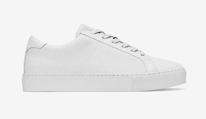 greats royale, best white sneakers with dresses