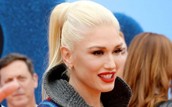 Gwen Stefani, ugly dolls premiere, los angeles, celebrity style