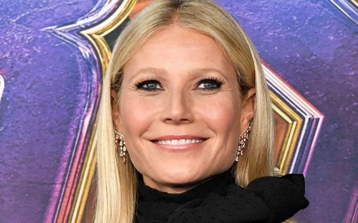Gwyneth Paltrow'Avengers: Endgame' Film Premiere, Arrivals, LA Convention Center, Los Angeles, USA - 22 Apr 2019