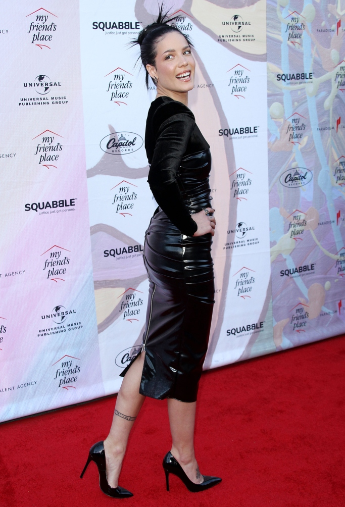 halsey, alex perry, Ending Youth Homelessness: A Benefit for My Friend's Place gala