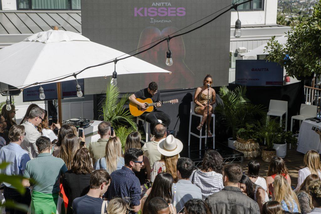 Anitta, Ipanema, april 2019, launch, los angeles