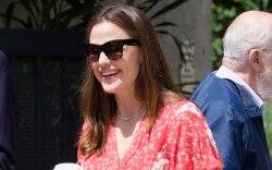 Jennifer Garner, celebrity style, easter sunday,