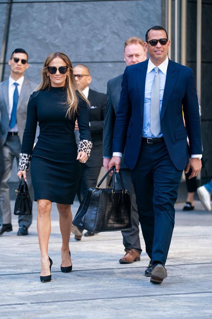 Jennifer Lopez, jlo, alex rodriguez, arod, celebrity style, casadei, pumps, leopard print, suit style