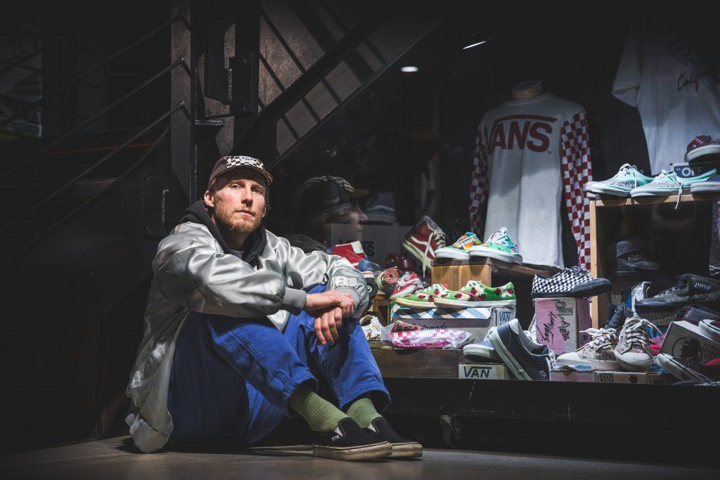 Henry Davies, pillowheat, vans, instagram sneaker collector