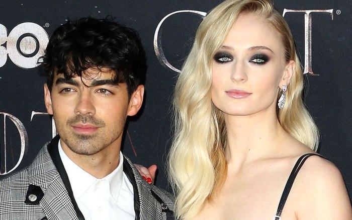 Sophie Turner, Joe Jonas, Game of thrones , red carpet, celebrity style