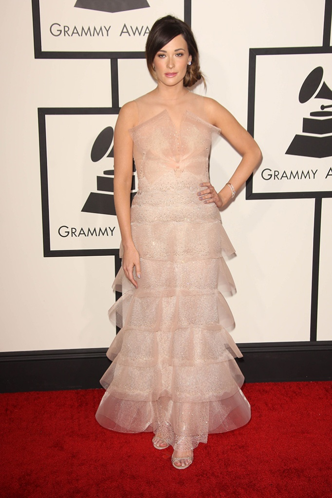 Kacey Musgraves56th Annual Grammy Awards, Arrivals, Los Angeles, America - 26 Jan 2014