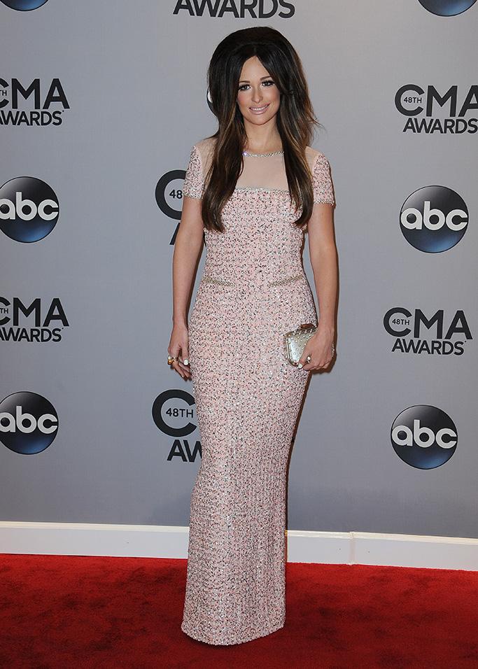 Kacey Musgraves48th Annual CMA Awards, Nashville, America - 05 Nov 2014WEARING OSCAR DE LA RENTA