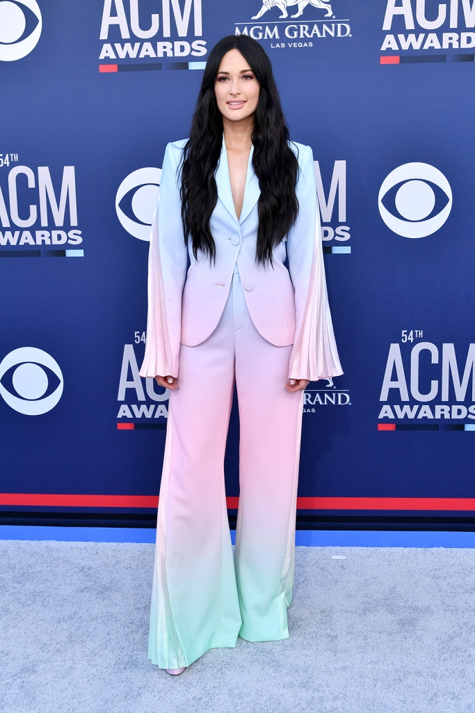 Kacey Musgraves, ACM Awards 2019, country music style