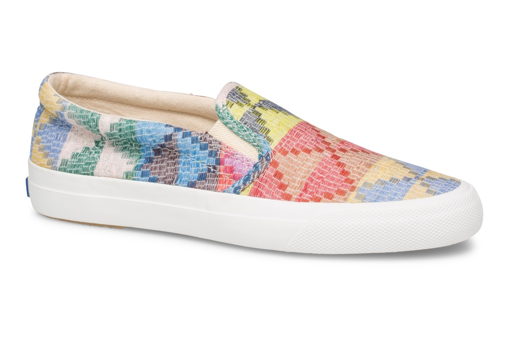 Keds ace&jig sneaker collaboration