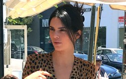 kendall jenner, celebrity style, april 2019,